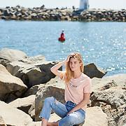 Gianna. summer apparel shoot | Santa Cruz Skateboards