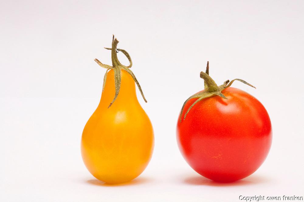 Tomatoes of Joel Thiebault, Paris