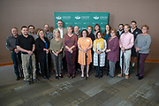 Administrative Service Awards Receipients for 20 Years of Service.
