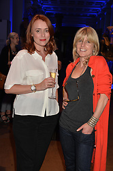 Thursday 22nd May saw VIPs, influencers, social faces and Samsung BlueHouse members attend A Private View of the Exhibition Ancient lives new discoveries.  Hosted by Samsung BlueHouse, guests enjoyed an expert talk from Visionary Director of The British Museum, Neil Macgregor, hailed as the UK's greatest explainer of the power of museums and their treasures. Guests also were treated to Champagne and canapés. <br /> Picture Shows:-Left to right, KEELEY HAWES and RACHEL JOHNSON.