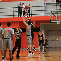 Men's Basketball: Anderson University (Indiana) Ravens vs. Trine University Thunder