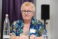 20 JUN 2017, BERLIN/GERMANY:<br /> Jutta Krellmann, MdB, Die Linke, Veranstaltung des Deutschen Gewerkschaftsbundes, DGB, &quot;Mitbestimmung st&auml;rken - Betriebsratsbehinderung stoppen!&quot;, Crown Plaza Hotel<br /> IMAGE: 20170620-01-141
