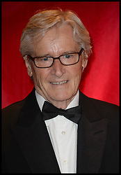 Bill Roache attends the British Soap Awards 2014 at the Hackney Empire, London, United Kingdom. Saturday, 24th May 2014. Picture by Andrew Parsons / i-Images