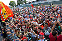 MOTORSPORT - F1 2013 - GRAND PRIX OF CANADA - MONTREAL (CAN) - 07 TO 09/06/2013 - PHOTO ERIC VARGIOLU / DPPI FOULE - CROWD