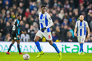 Yves Bissouma (Brighton) during the FA Cup fourth round match between Brighton and Hove Albion and West Bromwich Albion at the American Express Community Stadium, Brighton and Hove, England on 26 January 2019.