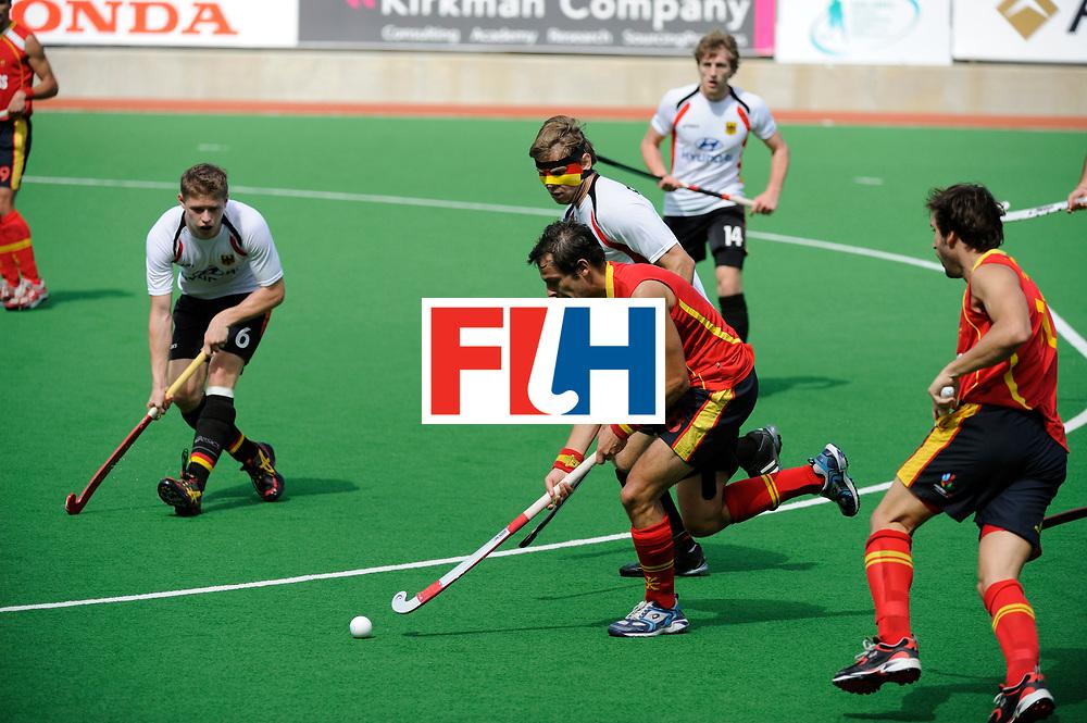 2009 CT Men- Germany v.Spain