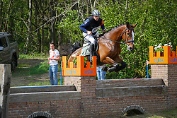 Grouwels Sven, BEL, Fenner<br /> Nationale LRV-Eventingkampioenschap Minderhout 2017<br /> © Hippo Foto - Kris Van Steen<br /> 30/04/17
