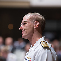 June 12 ,2017,Tokyo, Mast Asia  Maritime system and Technologies for securities and Safety , Vice admiral Joseph Aucoin Commander US Navy 7th fleet, hold  conference  calls  cooperation on maritime policies from  US Asia pacific and European perspectiven since north Korean  crisis, maritime  defence  sector and  industries  growth, and  maritime defence , collaborate internationally sectors  . Pierre Boutier