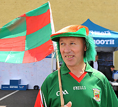 Mayo V Galway Connacht Senior Football Final July 2013