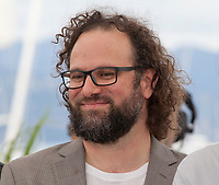 Film editor Julio Perez IV, at the Under The Silver Lake film photo call at the 71st Cannes Film Festival, Wednesday 16th May 2018, Cannes, France. Photo credit: Doreen Kennedy