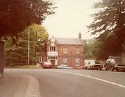 old dublin street photos MAY 1983 NORTH HOUSE DODDER WALK