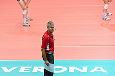 20140924 ITA: World Championship Volleyball Kazachstan - USA, Verona