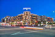 Americana Brand, Shopping Center, Complex, Glendale, CA, Calif, Outdoor, Mall