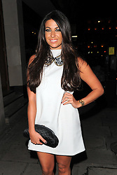 The Only Way Is Essex star Cara Kilbey at the Mayfair Hotel in London, UK. 26/09/2012<br />BYLINE MUST READ : GOTCHAIMAGES.COM<br /><br />Copyright by © Gotcha Images Ltd. All rights reserved.<br />Usage of this image is conditional upon the acceptance <br />of Gotcha Images Ltd, terms and conditions available at<br />www.gotchaimages.com