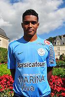Rayan Raveloson - 22.09.2015 - Photo Officielle Tours <br /> Photo : Philippe Le Brech / Icon Sport