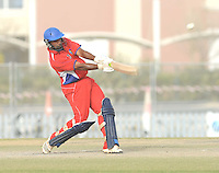 ICC World Twenty20 Qualifier UAE 2012.PNG take on Bermuda at the Global Cricket Academy, Dubai, in their 6th game of the tournament..Pic shows.