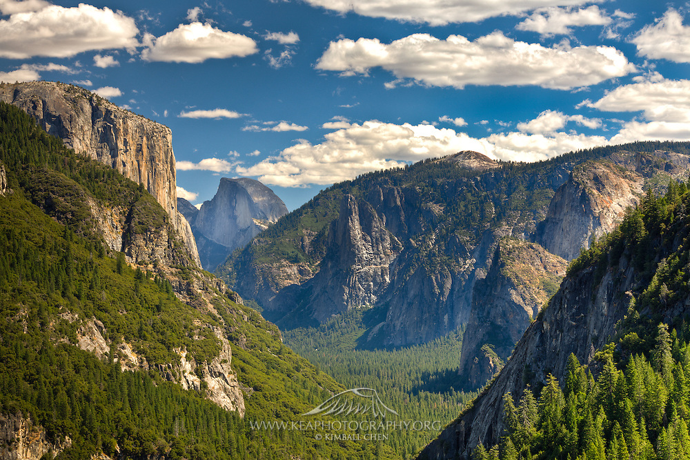 Yosemite Valley, Sierra Nevada