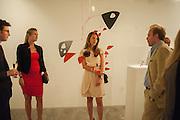 RODRIGO CORTES; CATALINA MARCH; BEATRIZ ORDOVAS;; TOMASO CREMONESI, Pilar Ordovas hosts a Summer Party in celebration of Calder in India, Ordovas, 25 Savile Row, London 20 June 2012