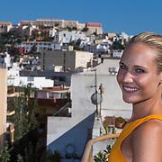 ESP/Ibiza/20130707 - Opening club Eden Ibiza, Kimbeley Klaver