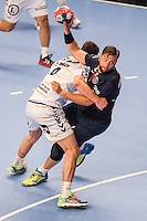 Robert Gunnarsson / Bastien Laumon - 14.05.2015 - PSG / Dunkerque - 23eme journee de D1<br /> Photo : Andre Ferreira / Icon Sport