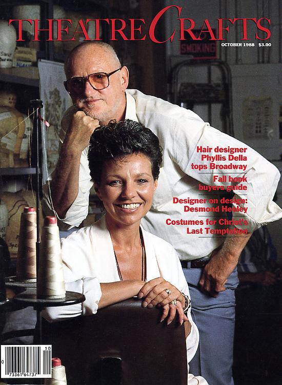 Phyllis Della, Broadway hair designer