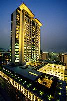 The Peninsula Hotel, Kowloon, Hong Kong, China