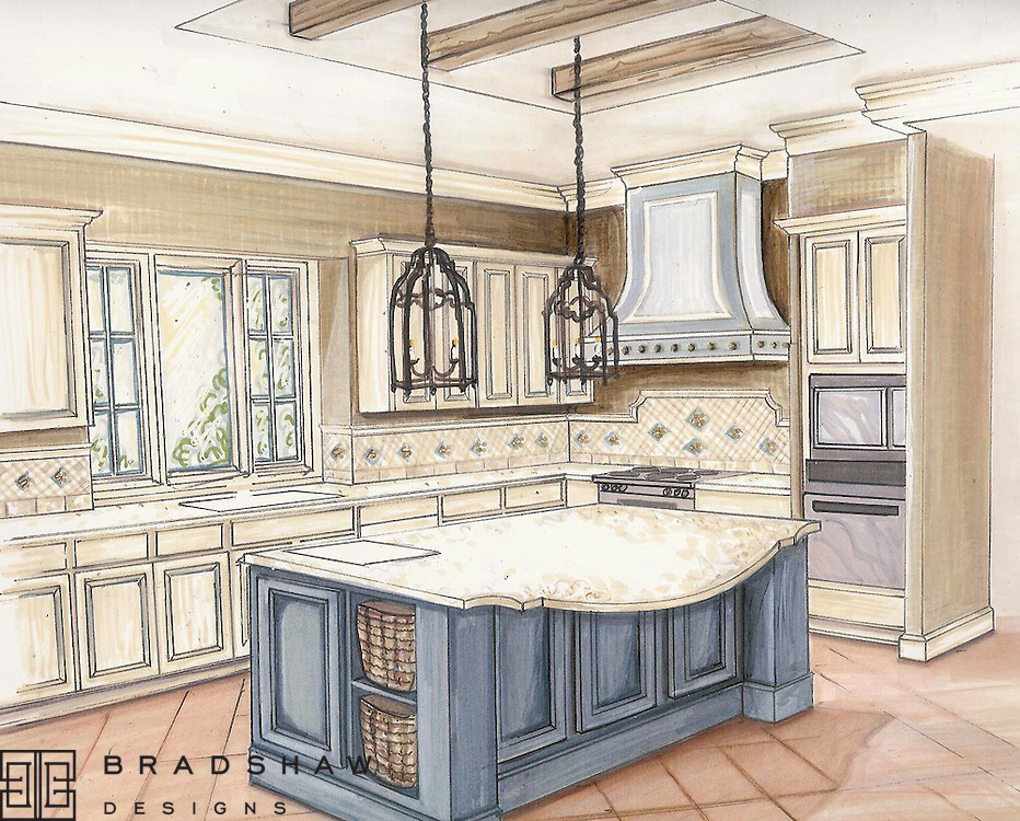 DEERFIELD KITCHEN PREVIEW