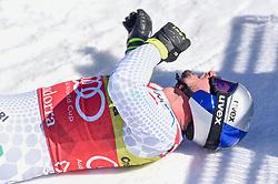 14.03.2019, Soldeu, AND, FIS Weltcup Ski Alpin, SuperG, Herren, im Bild Dominik Paris (ITA, erster Platz Super G Weltcup, zweiter Platz Abfahrts Welt Cup) // first place Super G World Cup and second place Downhill World Cup Dominik Paris of Italy during the men's Super-G of FIS Ski Alpine World Cup finals. Soldeu, Andorra on 2019/03/14. EXPA Pictures © 2019, PhotoCredit: EXPA/ Erich Spiess