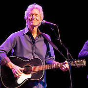 Rodney Crowell plays the Edmonds Center fo the Arts on 11/15/2019 during his 2019 tour. Playing with him are Joe Johnson and on fiddle & mandolin Eamon McLoughlin.