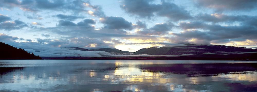 Lake Tekapo sunrise, South Island - New Zealand