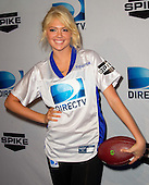 Kate Upton Directv Celebrity Beach Bowl - Indianapolis, IN