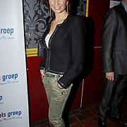 NLD/Uitgeest/20110117 - Uitreiking Populariteitsprijs Noord-Holland, Leontien Borsato