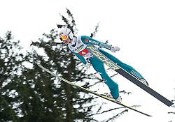 04.01.2014, Bergisel Schanze, Innsbruck, AUT, FIS Ski Sprung Weltcup, 62. Vierschanzentournee, Probesprung, im Bild Marinus Kraus (GER) // Marinus Kraus of Germany during Trial Jump of 62nd Four Hills Tournament of FIS Ski Jumping World Cup at the Bergisel Schanze, Innsbruck, Austria on 2014/01/04. EXPA Pictures © 2014, PhotoCredit: EXPA/ Peter Rinderer