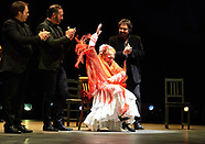 La Chana, Sadler's Wells. Flamenco Festival. London.