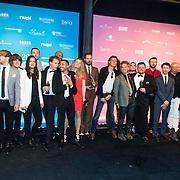 NLD/Amsterdam//20140331 - Uitreiking Edison Pop 2014, Alle Winnaars