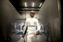 August 31, 2019, Spa-Francorchamps, Belgium: LEWIS HAMILTON (GBR, Mercedes AMG Petronas Motorsport) during qualifying at FIA Formula One World Championship Grand Prix of Belgium. (Credit Image: © Hoch Zwei via ZUMA Wire)