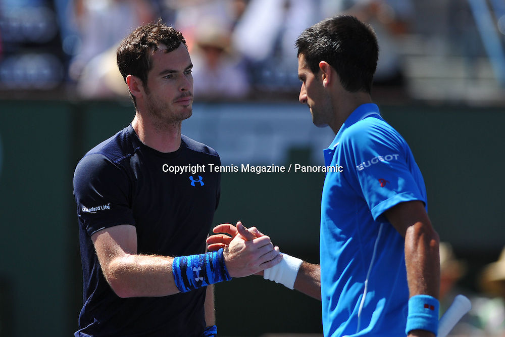 Novak Djokovic (Ser) def Andy Murray (GB)