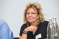 20 JUN 2017, BERLIN/GERMANY:<br /> Beate Mueller-Gemmecke, MdB, B90/Gruene, Veranstaltung des Deutschen Gewerkschaftsbundes, DGB, &quot;Mitbestimmung st&auml;rken - Betriebsratsbehinderung stoppen!&quot;, Crown Plaza Hotel<br /> IMAGE: 20170620-01-191<br /> KEYWORDS: Beate M&uuml;ller-Gemmecke