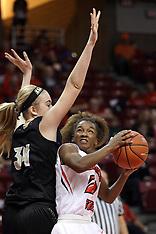 20151104 Lindenwood at Illinois State women's basketball photos