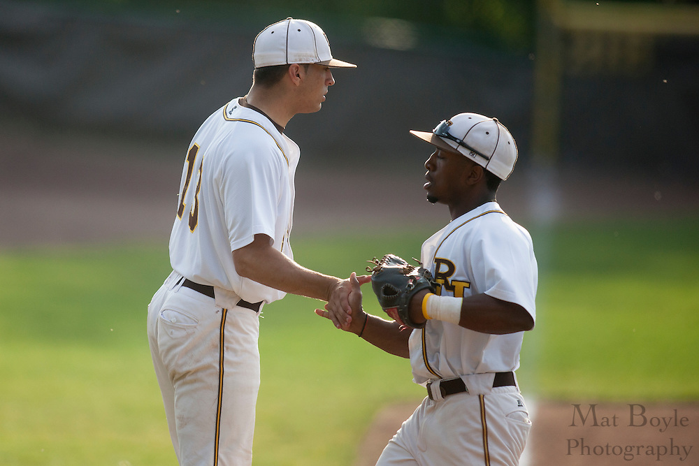 Rowan Baseball defeats William Paterson University 7-6 in the first round of the NJAC playoffs on Tuesday May 1, 2012 in Glassboro, NJ. (photo / Mat Boyle)