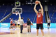 DESCRIZIONE: Berlino EuroBasket 2015 - Allenamento<br /> GIOCATORE:Andrea Bargnani<br /> CATEGORIA: Allenamento<br /> SQUADRA: Italia Italy<br /> EVENTO:  EuroBasket 2015 <br /> GARA: Berlino EuroBasket 2015 - Allenamento<br /> DATA: 08-09-2015<br /> SPORT: Pallacanestro<br /> AUTORE: Agenzia Ciamillo-Castoria/I.Mancini<br /> GALLERIA: FIP Nazionali 2015<br /> FOTONOTIZIA: Berlino EuroBasket 2015 - Allenamento
