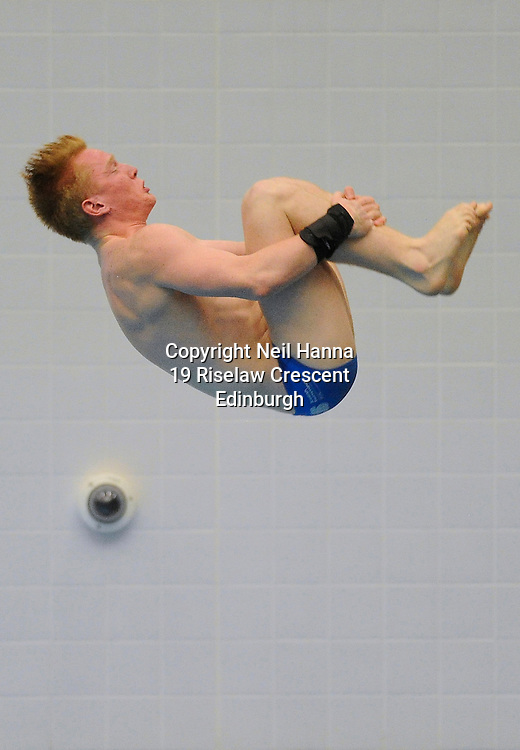 Scottish National Diving Championships &amp; Thistle Trophy 2015<br /> <br /> Free to use <br /> <br /> Royal Commonwealth Pool, Edinburgh<br /> Men's Platform Final<br /> James Heatly of Edinburgh Diving Club finished 2nd in the Senior Open and Won the National Senior Open at this evenings competition.<br /> <br />  Neil Hanna Photography<br /> www.neilhannaphotography.co.uk<br /> 07702 246823