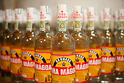 Jequeri_MG, Brasil...Rota Imperial. Na foto detalhe de garrafas de cachaca em Jequeri, Minas Gerais...The Royal-Imperial Route. In this photo cachaca bottles in Jequeri, Minas Gerais...Foto: BRUNO MAGALHAES / NITRO