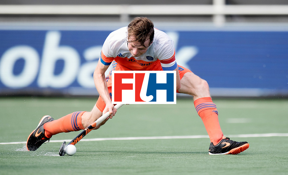 BREDA - Rabobank Hockey Champions Trophy<br /> The Netherlands - India<br /> Photo: Seve van Ass.<br /> COPYRIGHT WORLDSPORTPICS FRANK UIJLENBROEK