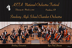 Simsbury High School Chamber Orchestra