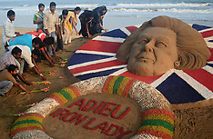 APR 09 2013 Death of Baroness Thatcher