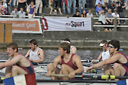 Gent, BELGIUM, Men's eights final, M8+, Henley RC, winning the final at the  International Belgian Rowing Championships, Sunday 10/05/2009, [Mandatory Credit. Peter Spurrier/Intersport Images]