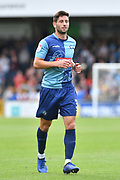 Wycombe Wanderers Joe Jacobson during the EFL Sky Bet League 1 match between Wycombe Wanderers and Lincoln City at Adams Park, High Wycombe, England on 7 September 2019.