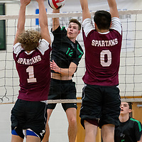 PVHS Men's Volleyball 201704