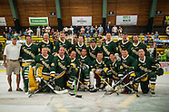 Greatest Pickup Hockey Game Ever - UVM '96 vs. Alumni 08/05/16
